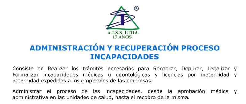 adminsitracion-recuperacion-procesos-incapacidades-aiss-ltda-asesoria-integral-seguros-colombia
