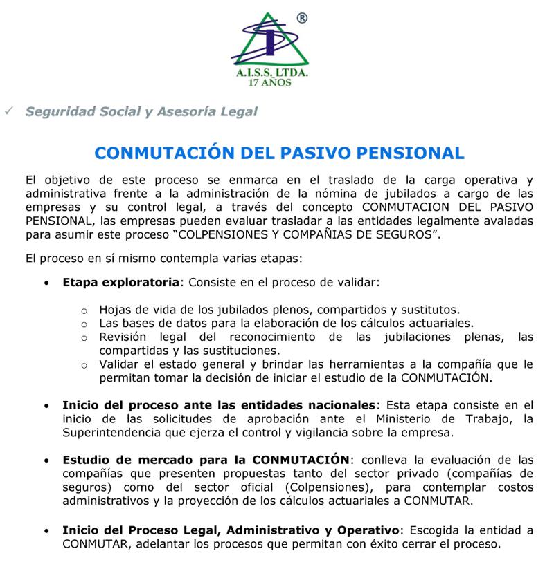 conmutacion-pasivo-pensional-seguridad-social-asesoria-legal-aiss-ltda-asesoria-integral-seguros-colombia