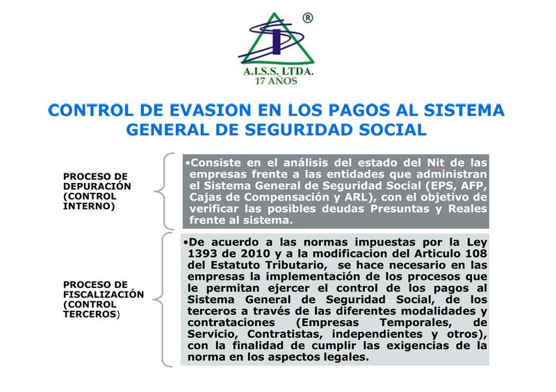 control-evasion-pagos-sistema-general-seguridad-social-aiss-ltda-asesoria-integral-colombia